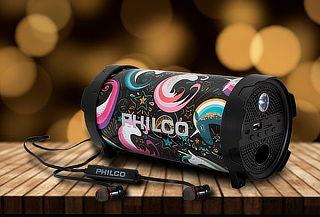 Bazooka C/Audifono Bluetooth PX56, diseño a eleccion