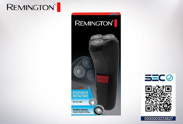 Afeitadora Remington  Color negro modelo R0050