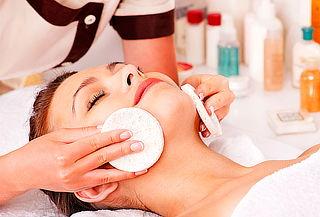 Limpieza facial profunda + Velo de colágeno