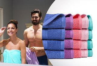Pack 2 toallas de Baño 70 x 140 AMERICAN FAMILY a elección