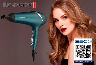Secador Advanced coconut therapy AC8607 (220), color verde
