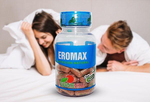 Eromax 60 Capsulas