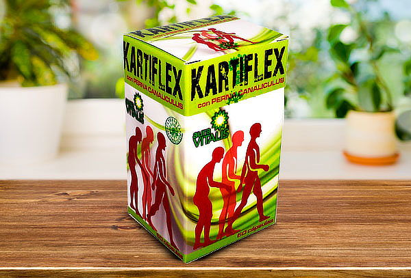 Kartiflex 60 Capsulas