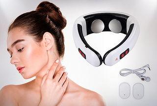 Masajeador Cervical Digital 2 Electrodos