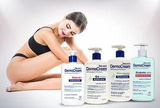 Cuida tu piel! Pack de 2 Cremas Dermocream de Simonds