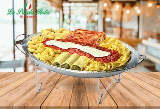 GRAN Fontana di Pasta para retiro en local!