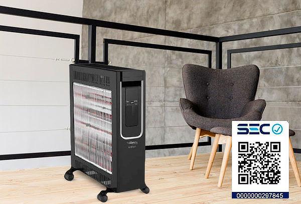 ¡Calienta tu Hogar! Estufa Smart Carbon Heat Wifi Thorben