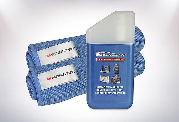 Kit Antibacterial de Protección para Smartphone Monster PB-K