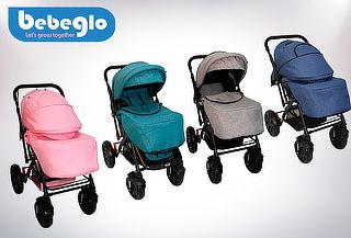 Coche Cuna Bebeglo RS-13110
