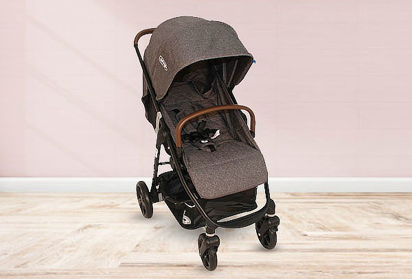 Coche Travel System 3 en 1 Omega RS-13795, Color a Elección