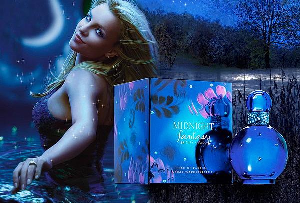 Perfume Britney Spears Midnight Fantasy 100ml