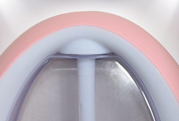 Difusor Aromaterapia y Humidificador Color Rosado