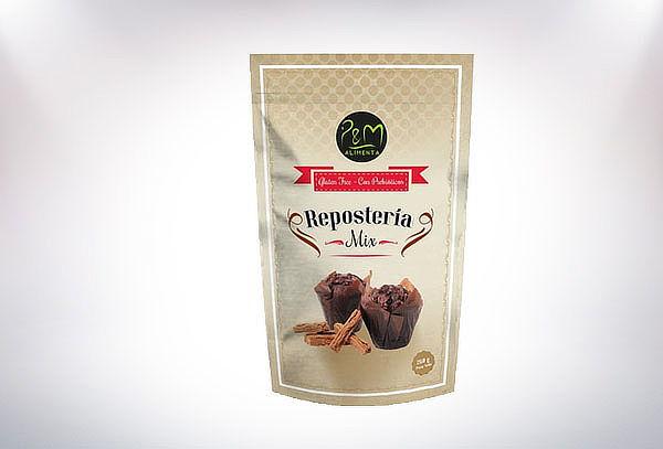 Mix Repostería de Chocolate 280 Grs.