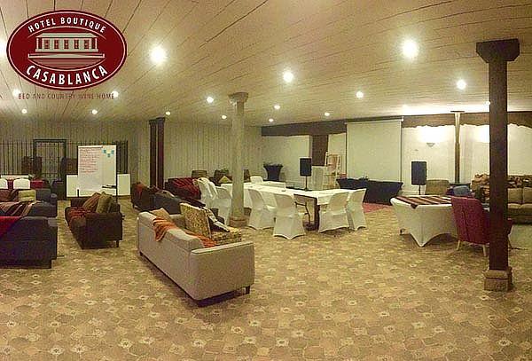 1 o 2 Noches para 2 en Hotel Boutique BCW Casablanca
