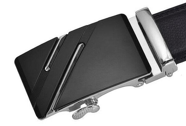 Cinturón Automático para Hombre Luxury Silver + Despacho