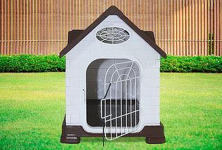 Casa para Perro Razas Pequeñas
