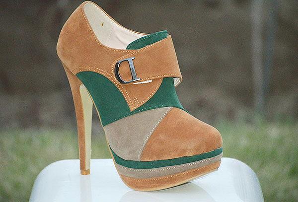 Zapatos Mujer 85649-17, talla y color a elección