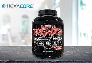 Proteína Predator Beef 2.2 Kg Hexacore