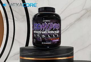 Proteína Isohydro 2,4 Kg Hexacore