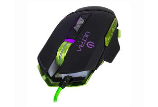 Mouse Gamer Ultra Technology X16 con Retroiluminado + Envío