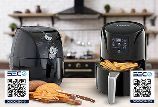 Freidoras Air Fryer! Bioceramic marca Oster!