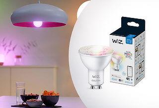 Ampolleta Wifi LED Wiz Color GU10