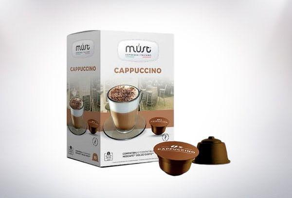 Pack 48 o 96 Capsulas Té o Café Compatible con Dolce Gusto