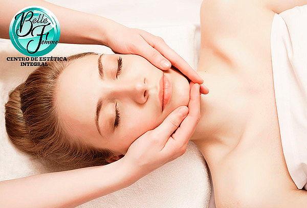 Limpieza facial Rejuvenecedora o Despigmentante