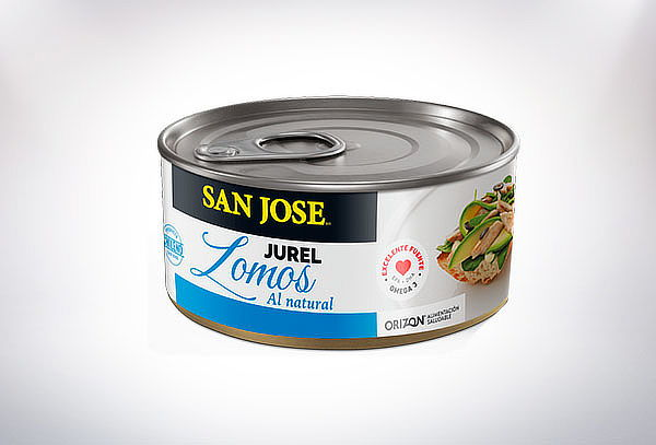 12 o 24 Latas Lomo Jurel San José 170g. A eleccion