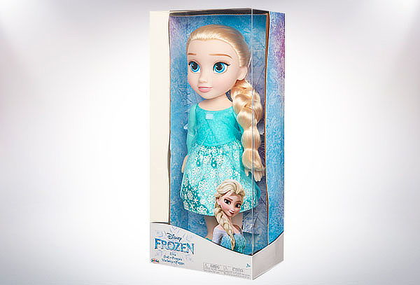 Muñecas Toddler Frozen Value 2.0 a elección