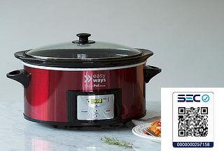 Olla de Cocción Lenta Slow Pot Design Easy Ways