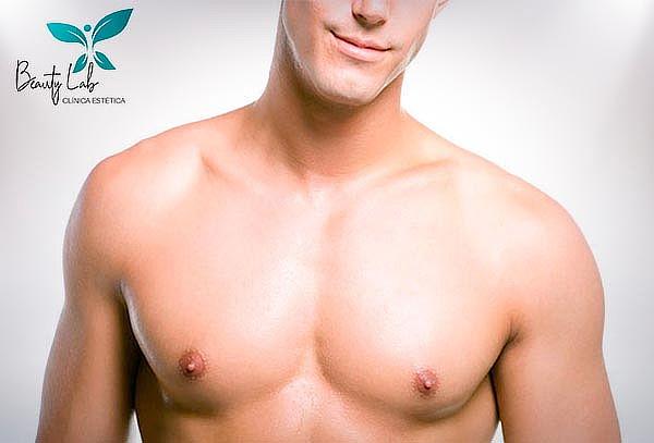 Depilación Láser Diodo Cuerpo Completo para Hombres
