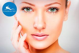 Limpieza facial Premium + peeling químico en Kinemaltez