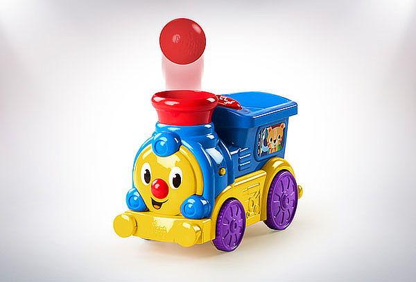 Tren Roll & Pop Train™