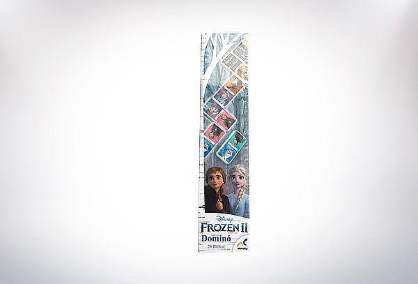 ¡Juego de Mesa! Domino en caja de Frozen 2