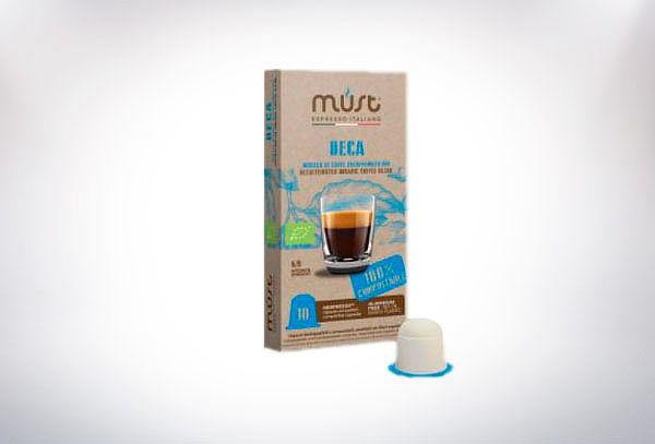 Pack 100 Capsulas Té o Café Compatible con Nespresso