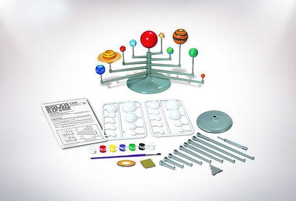 Maqueta Sistema Solar Planetarium Kit Armable