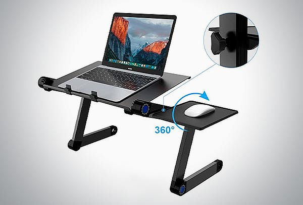 Mesa Plegable Portátil Notebook Laptop T8