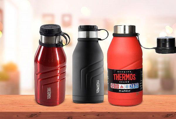 Botella Térmica Hidratación Thermos SS 940ml