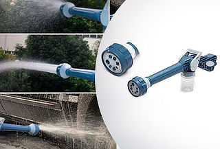 Pulverizador de Agua Manual a la Manguera