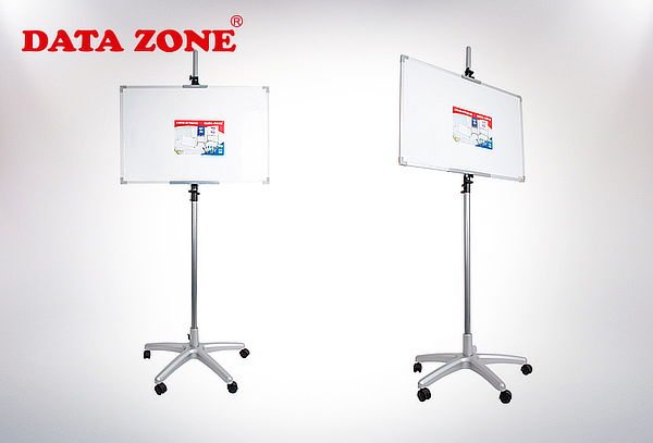 Pizarra Magnética Con pedestal movible 60 x 90