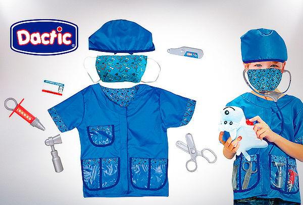 Disfraz Veterinario, Dactic