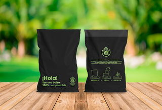Pack 10 Bolsas Compostables