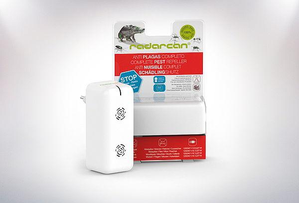 Anti Plagas Enchufe Radarcan