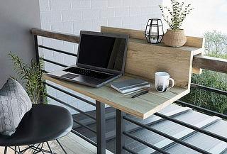 Escritorio terraza office 1. Color a elección Tuhome