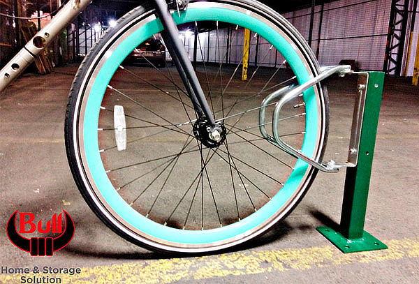 Estacionamiento de Bicicleta Bike Parking 180°