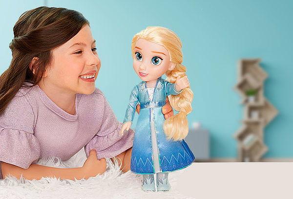 Muñeca Elsa de Frozen 2