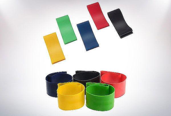 Set de bandas elásticas circulares