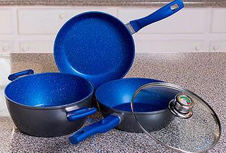 Kit de Cocina Flavorstone 4 Piezas
