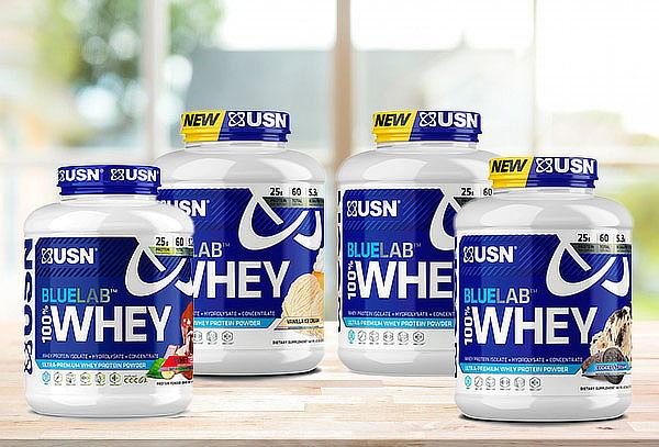 BlueLab 100% Whey Protein 4.5 lbs